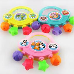 Baby Bell Toy For Children Harmless Gift Non-toxic Cartoon H