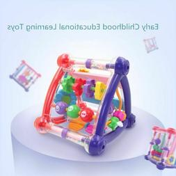 Baby Toys 0-12 Months Hand Shake Bell Ball Rattles Mobile To