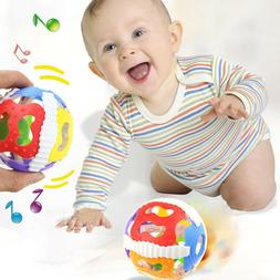 Funny Baby Toys Little Loud Bell Ball Rattles Mobile Toy Bab
