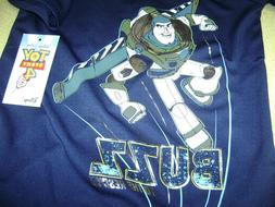 TOY STORY 4   BUZZ LIGHT YEAR  SHIRT   SIZE 5T  NEW  NICE